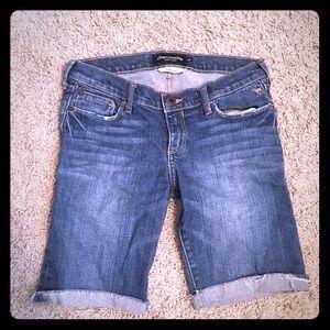 Abercrombie Girls' Size 14 Bermuda Shorts